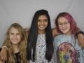 Publicity Team of Fools ( Victoria Anderson, Shreya Menon, Carmen Falcone)