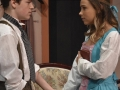 Savannah Bryan and Chris Fretios in Fools